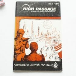 High Passage & Far Traveller