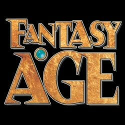 Fantasy Age, Dragon Age and Blue Rose