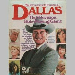 Dallas - The Television Role-Playing Game