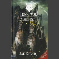 Lone Wolf and other Joe Dever gamebooks