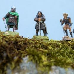 25/28/30mm Scale Miniatures