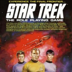 Star Trek - The Role Playing Game (FASA)