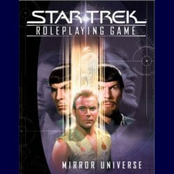 Star Trek Roleplaying Game (Decipher)
