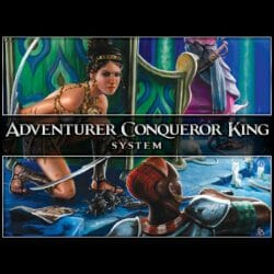 Adventurer Conqueror King System