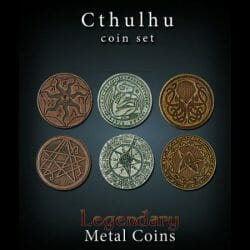 Coins and Other Props