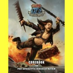 Devil's Run Roleplaying Game